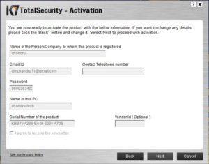 K7 Total Security Crack Download Key
